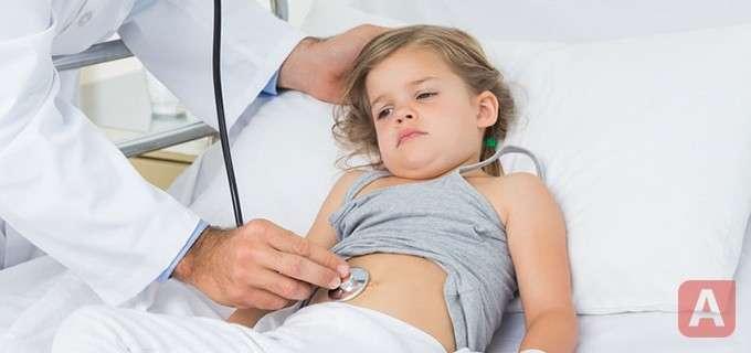 Аппендицит у детей: признаки и симптоматика.