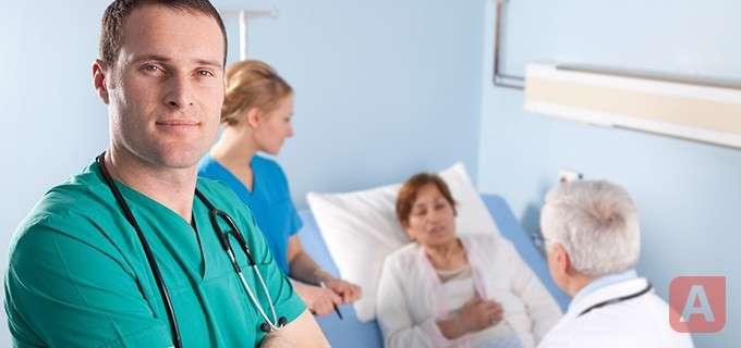 положение больного при аппендиците