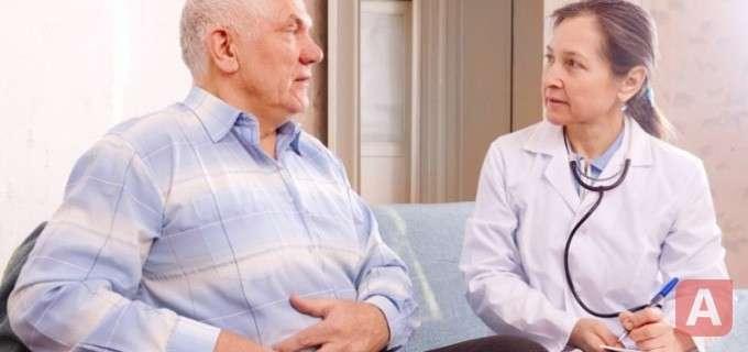 жалобы на аппендицит у пожилого мужчины