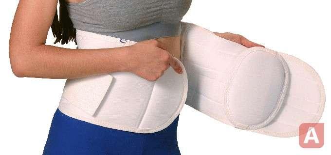 Бандажные повязки после аппендицита