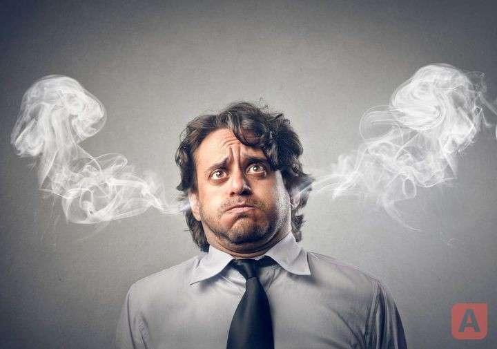 Геморрой от стресса