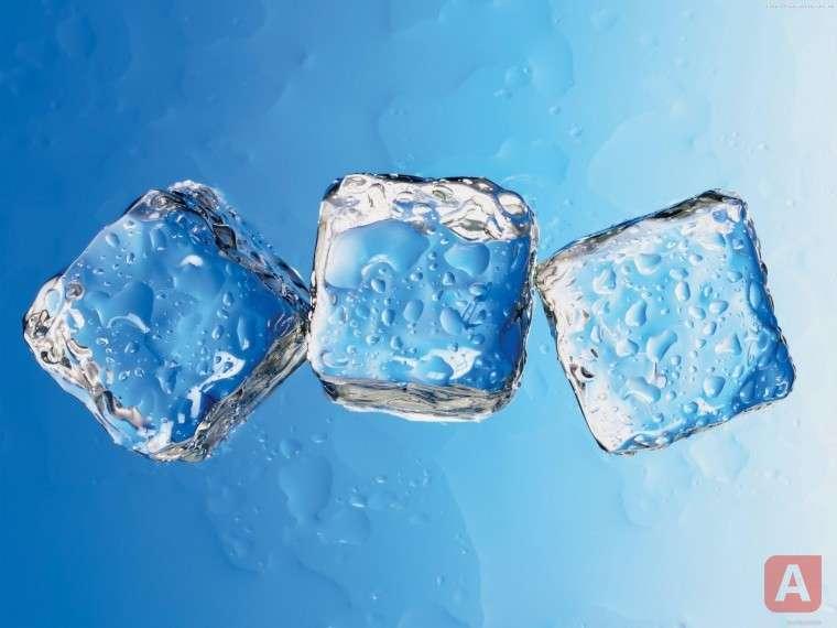 Лед при геморрое-способы применения.