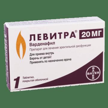 Лекарства для лечения эректильной дисфункции: побочные и противопоказания.