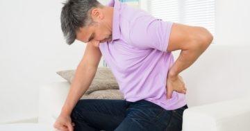 Боль в спине при запоре: причины и меры профилактики